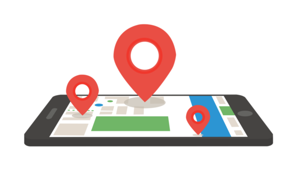 —Pngtree—location targeting phone_710321